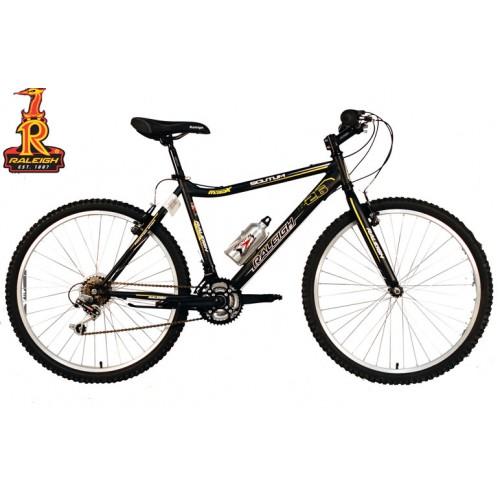 Raleigh M350 Mountain Sport Bike 26 inch