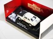WIDEA 1-87 DIE CAST COLLECTIBLE CAR - Ford Escort MK 1 - 1000 Lakes 1968 Winner - No. 38 - 04