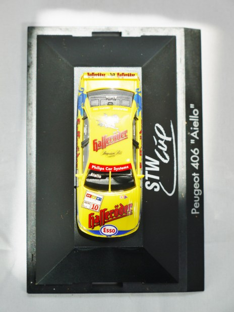 Herpa GmbH - 1-87 Motorsport Collection STW CUP - Peugeot 406 Aiello - No. 10 - 04