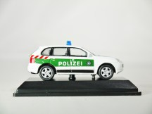 REAL-X COLLECTION 1-72 GERMANY POLIZEI CAR 512 - Porsche Cayenne Patrol Car - 05
