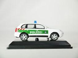 REAL-X COLLECTION 1-72 GERMANY POLIZEI CAR 512 - Porsche Cayenne Patrol Car - 05