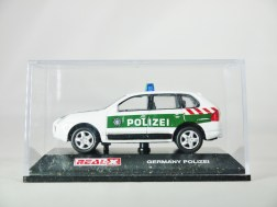 REAL-X COLLECTION 1-72 GERMANY POLIZEI CAR 512 - Porsche Cayenne Patrol Car - 08