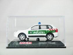 REAL-X COLLECTION 1-72 GERMANY POLIZEI CAR 512 - Porsche Cayenne Patrol Car - 08