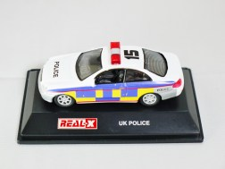 REAL-X COLLECTION 1-72 UK POLICE CAR 505 - Mercedes-Benz Patrol Car - 01