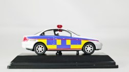 REAL-X COLLECTION 1-72 UK POLICE CAR 505 - Mercedes-Benz Patrol Car - 04