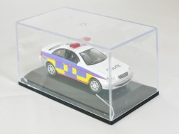 REAL-X COLLECTION 1-72 UK POLICE CAR 505 - Mercedes-Benz Patrol Car - 07