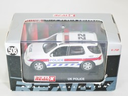 REAL-X COLLECTION 1-72 UK POLICE CAR 508 - Mercedes-Benz M CLASS ML 320 SUV Patrol Car - 08