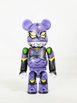 Medicom Toy Bearbrick S26 - SF - EVA-06 Evangelion - 01