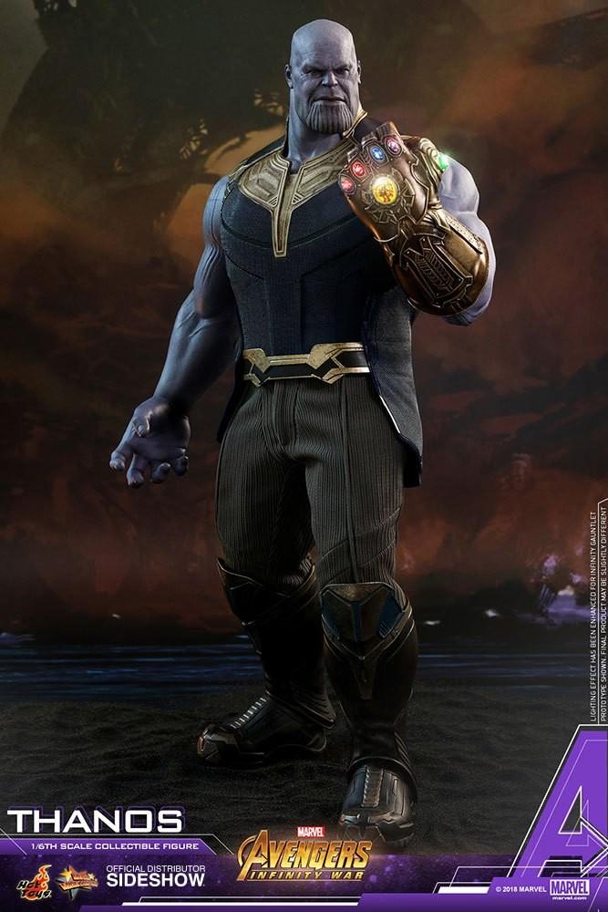 Hot Toys: Thanos Sixth Scale Figure da Avengers Infinity War - Toyzntech