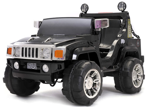New 12v Ride On Two Seater Hummer Jeep  Toyzone247