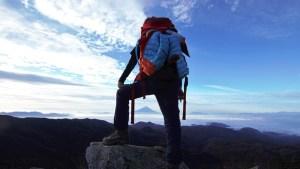 ダウンジャケット,登山