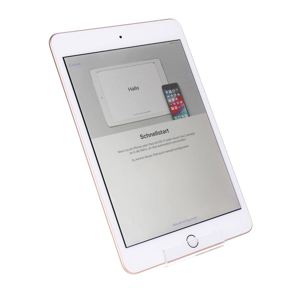 Apple iPad mini 5 WiFi + 4G 64GB Gold iOS Tablet Kundenretoure wie neu | eBay