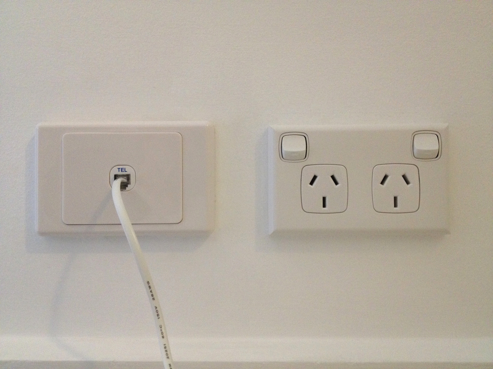 hight resolution of upgrading a 600 series phone socket to rj11 tp69 socket outlet google on australian telephone wall socket wiring
