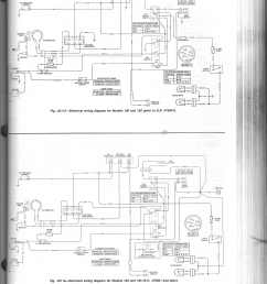i dug up an electrical schematic for the 180 185 click to load the image in a window by itself then click scroll to zoom in  [ 2552 x 3508 Pixel ]