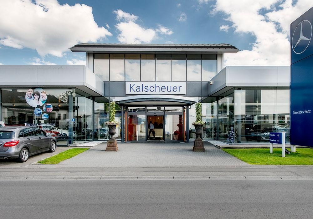 Concession automobile à Eupen