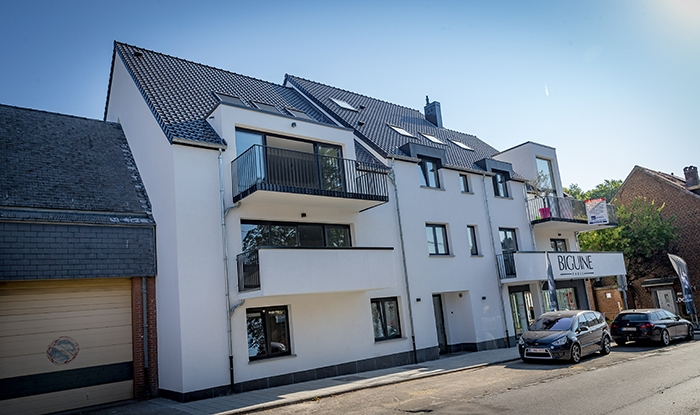 Projet immobilier à Rixensart