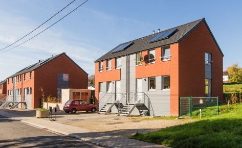 Projet immobilier à Villers-Le-Bouillet