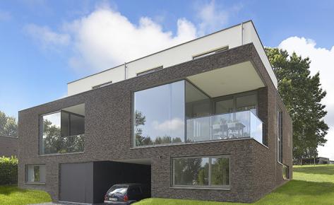 Maison clé sur porte à Nieuwerkerken (9320)