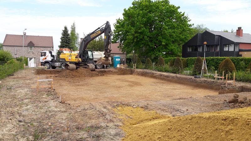 Les étapes De La Construction Du0027une Maison