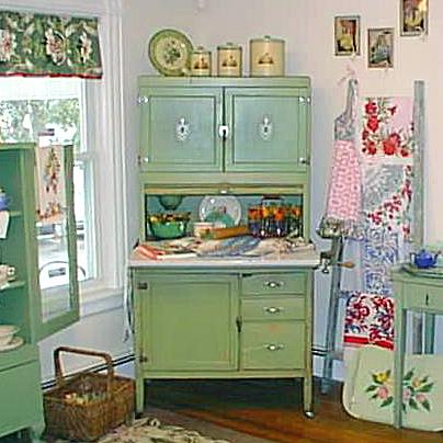 My Hoosier Cabinet  The TCozy