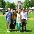 What to Wear College Graduation Parents