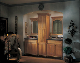 Kraftmaid Cabinet Distributor  Bath Cabinets Will County