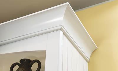 cabinet top moldings