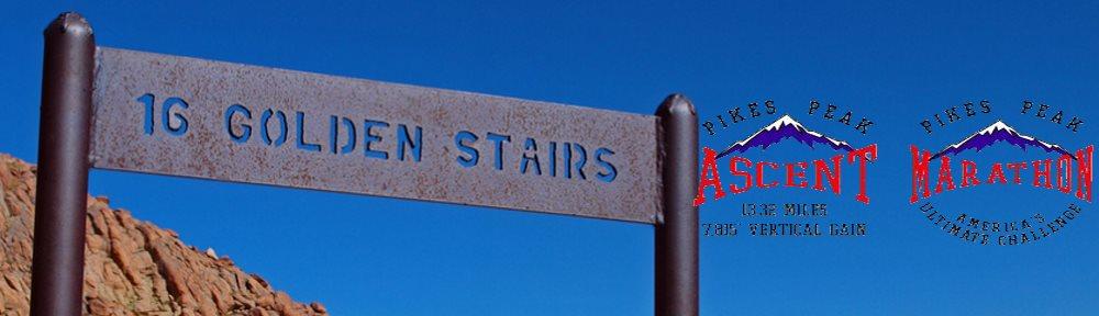 Pikes Peak 16 Golden Stairs