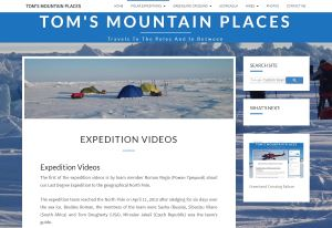 Expedition Videos page