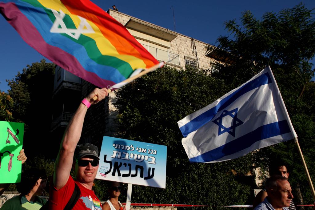 Jerusalén declarada ciudad del orgullo gay