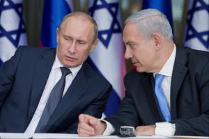 Rusia y el gas en Israel