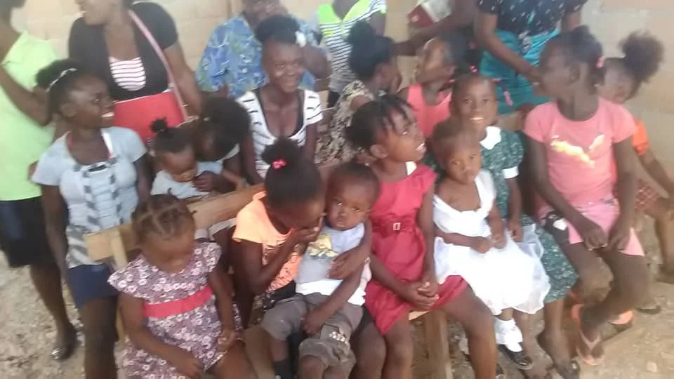 Iglesia Fond De Balncs Haití