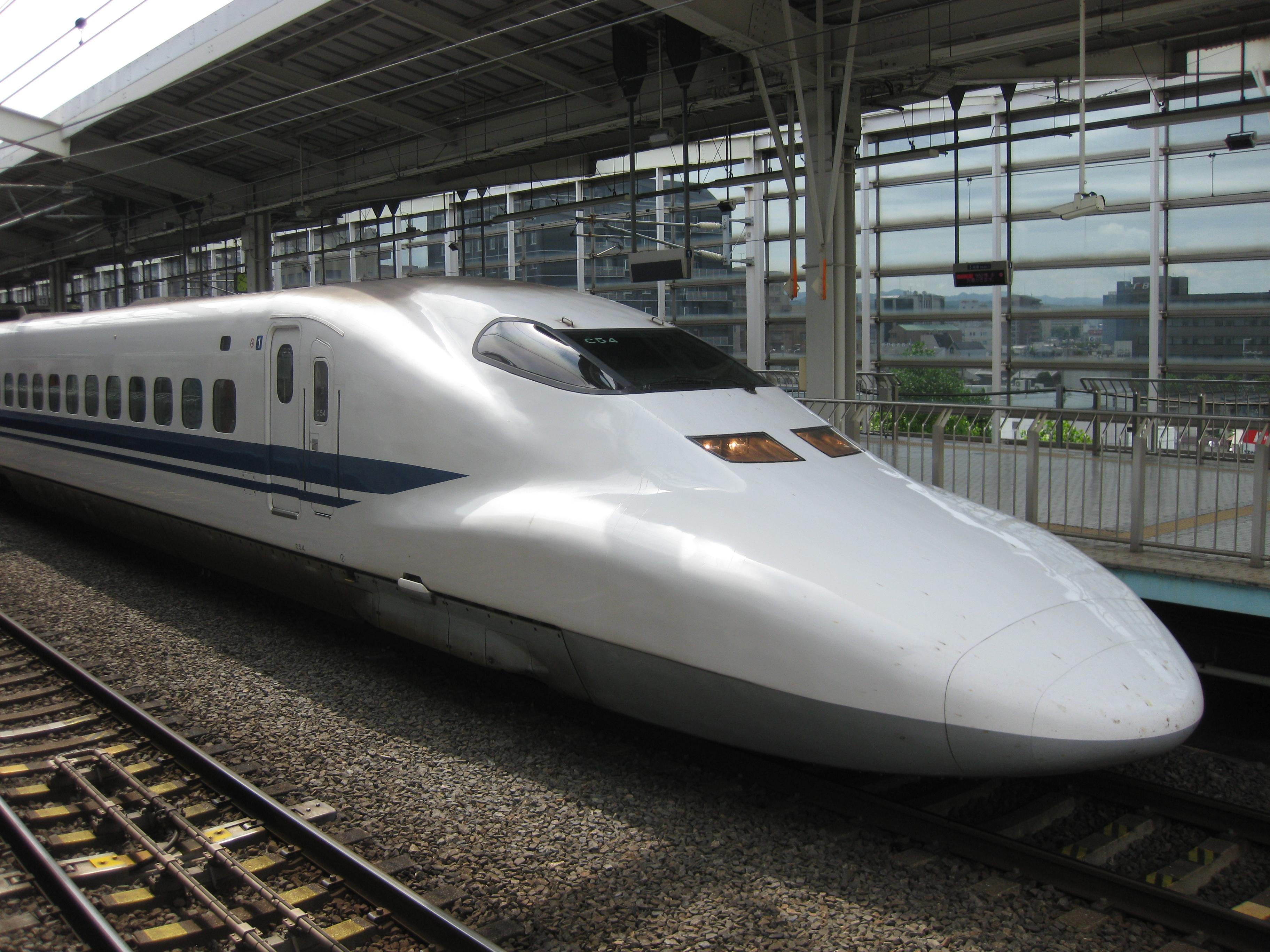 Solution Appliquee Au Train Shinkansen Tpe