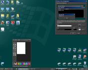 Windows Hybrid (tPenguinLTG) - Dark theme