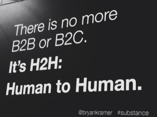 human to human marketing