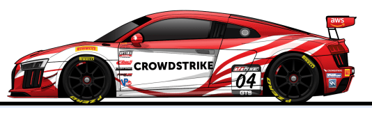 Crowdstrike-racing