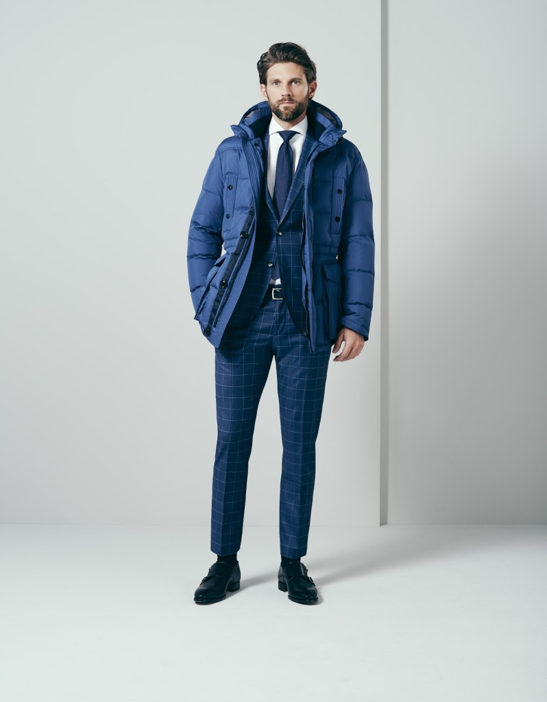 Tailored Look 6