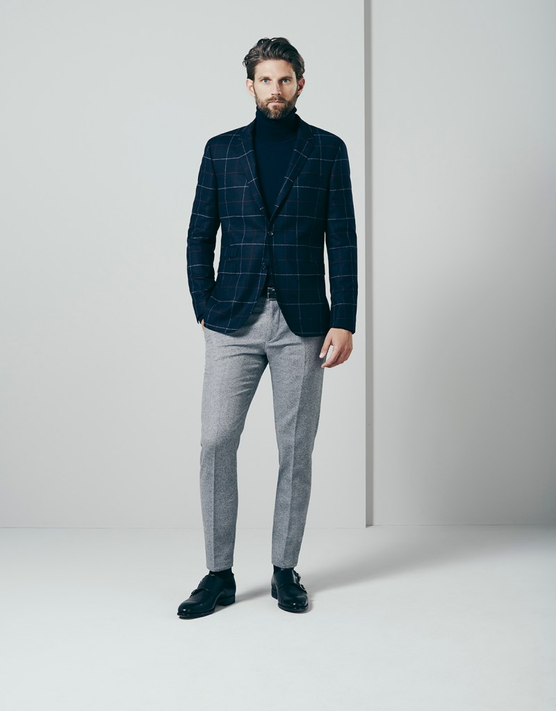 Tailored Look 9