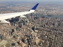 Midtown from midair