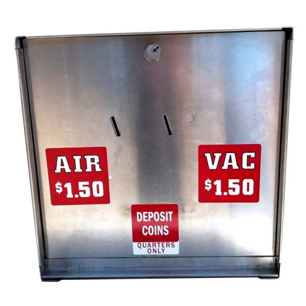 Pay Tower for Commerical Air & Vacuum Machines - TPI Texas LLC - Made in Texas