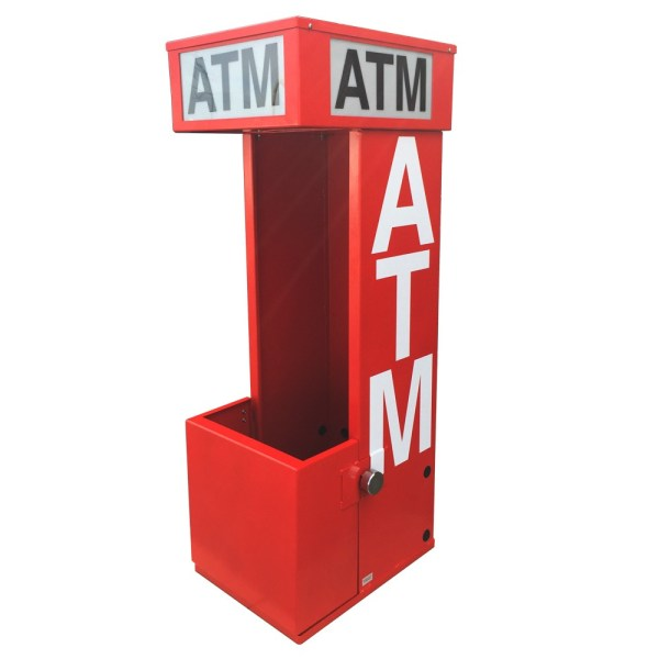 TPI Universal Mobile ATM Kiosk Surround Enclosure