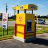 Universal Drive-Up ATM Security Enclosure - TPI Texas