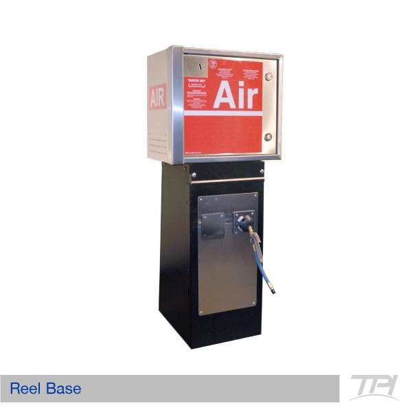 TPI Coin Air and Water machine on reel base