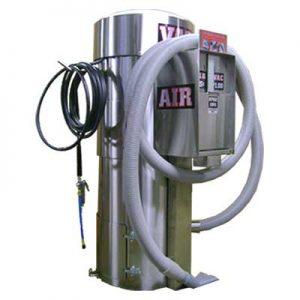 TPI car wash vacuum
