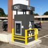 ATM Bollard Cage
