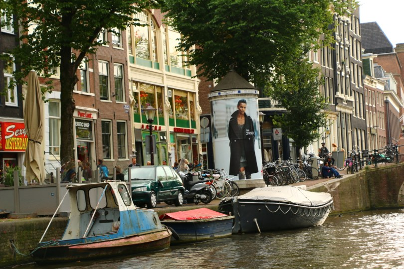 Amsterdam canal's