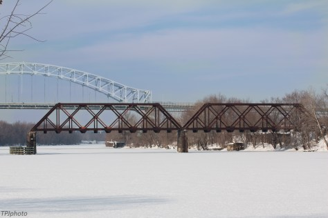 Providence and Worcester Railroad Bridge