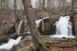 Middlefield Waterfall