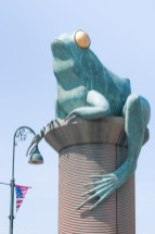 Willimantic Frog Bridge