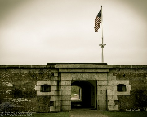 Fort Moultrie - Click To Enlarge